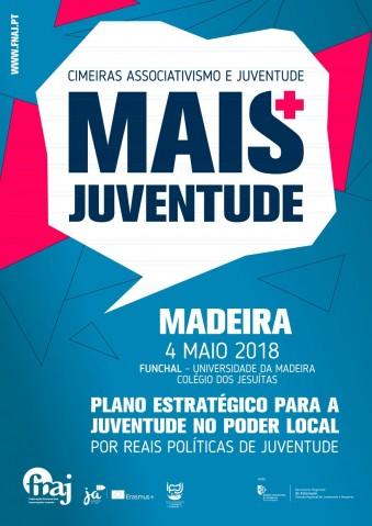 Cimeiras Associativismo e Juventude - Madeira
