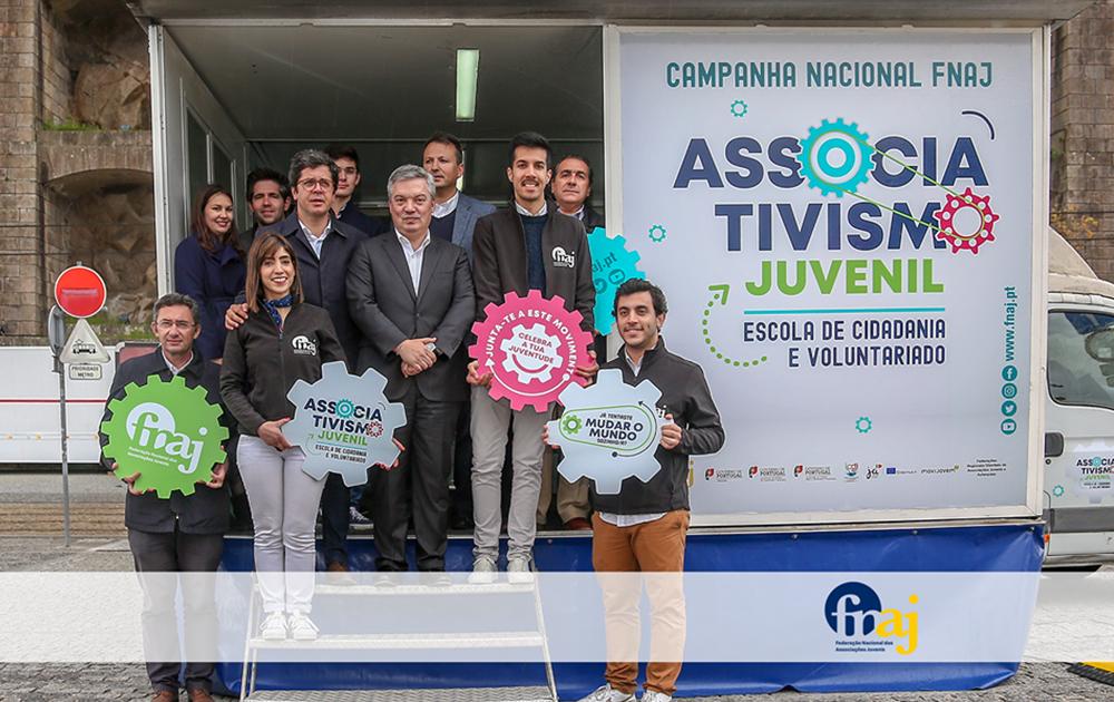 Campanha Nacional de Promoção do Associativismo Juvenil