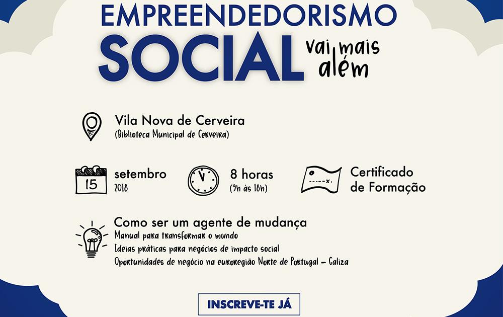 Formação Empreendedorismo Social