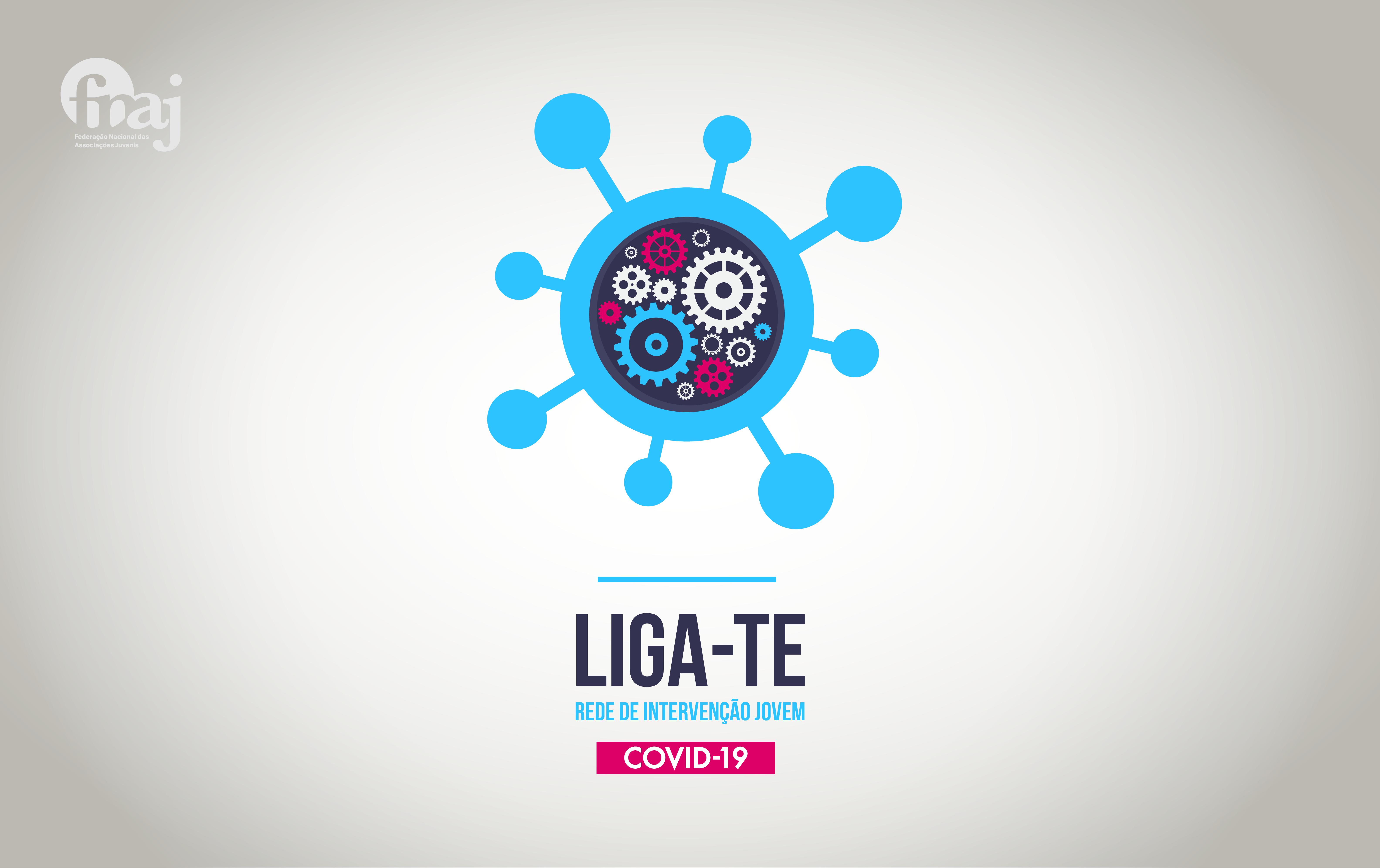 LIGA-TE   Plataforma inovadora estimula o trabalho associativo juvenil em contexto de isolamento social