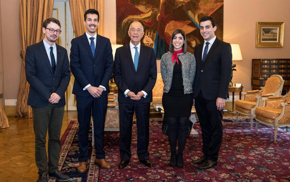 Audiência Presidência da República