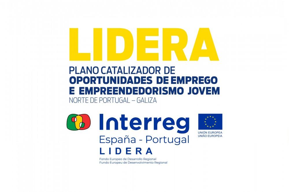 LIDERA – Plano Catalisador de Oportunidades de Emprego e Empreendedorismo Jovem – Norte de Portugal e Galiza